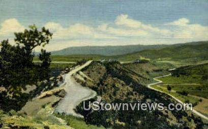 Canon City, Colorado     ;     Canon City, CO Postcard