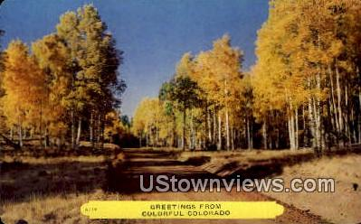 Misc, CO     ;     Misc, Colorado Postcard