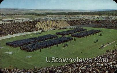 Air Force Cadets Wing - Colorado Springs Postcards, Colorado CO Postcard