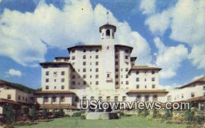 Broadmoor Hotel - Colorado Springs Postcards, Colorado CO Postcard