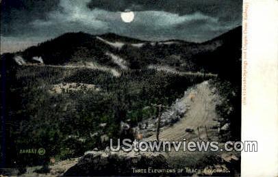 Colorado Springs, Colorado     ;     Colorado Springs, CO - Colorado Springs Postcards Postcard