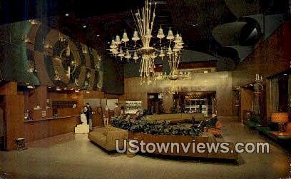 Cosmopotlian Hotel - Denver, Colorado CO Postcard