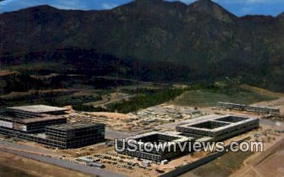 US Air Force Academy - Colorado Springs Postcards, Colorado CO Postcard