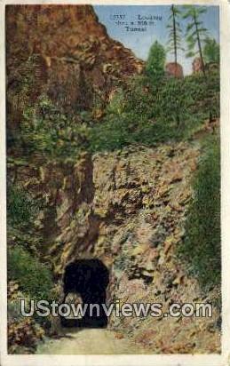 Phantom Canon - Canon City, Colorado CO Postcard