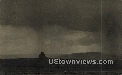 Ship Rock - Mesa Verde National Park, Colorado CO Postcard
