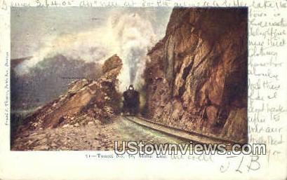 Moffat Road, Colorado     ;     Moffat Road, CO Postcard
