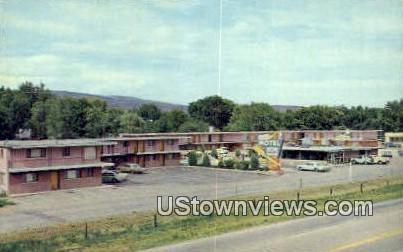 Carl's Motel - Canon City, Colorado CO Postcard