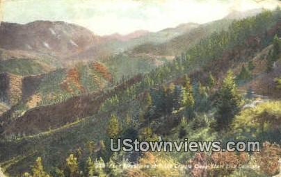 Short Line - Cripple Creek, Colorado CO Postcard