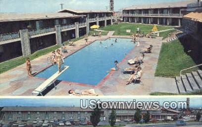 Ramada Inn - Pueblo, Colorado CO Postcard