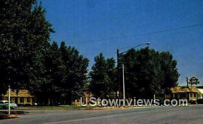 Pioneer Motel - Canon City, Colorado CO Postcard