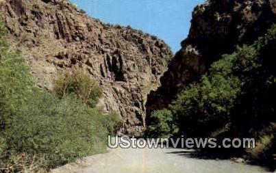 Phantom Canon - Cripple Creek, Colorado CO Postcard