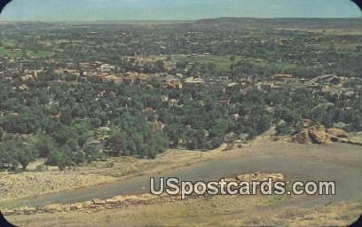 Sky Line Drive - Canon City, Colorado CO Postcard