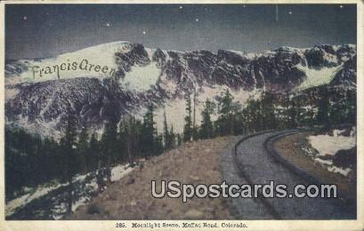 Moffat Road, Colorado Postcard       ;       Moffat Road, CO