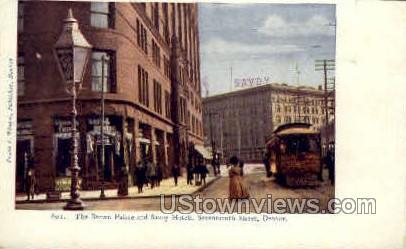 Brown Palace - Denver, Colorado CO Postcard