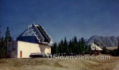 Observation Station of the High Altitude Observatory - Ute Pass, Colorado CO Postcard