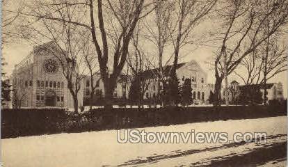 The Lutheran Sanitarium - Wheat Ridge, Colorado CO Postcard