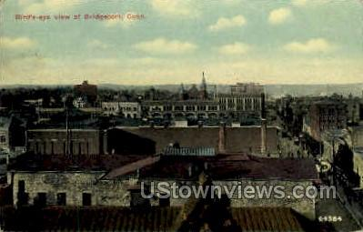 Bridgeport, CT, Conn, Connecticut Postcard