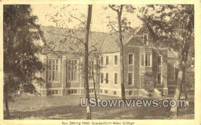 Connecticut State College - Misc Postcard