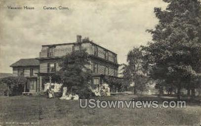 Vacation House - Canaan, Connecticut CT Postcard