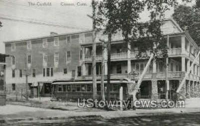 Reproduction - The Canfield - Canaan, Connecticut CT Postcard