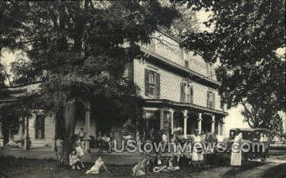 G.F.S. Holiday House - Canaan, Connecticut CT Postcard