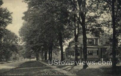 The Waugum - Canaan, Connecticut CT Postcard