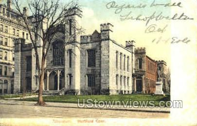 Atheneum - Hartford, Connecticut CT Postcard