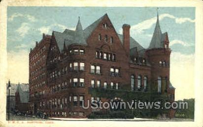 Y.M.C.A. - Hartford, Connecticut CT Postcard