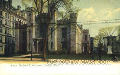 Wadsworth Atheneum - Hartford, Connecticut CT Postcard