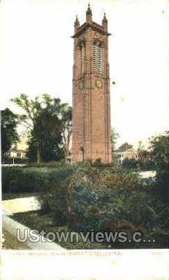 Kenney Memorial Tower - Hartford, Connecticut CT Postcard
