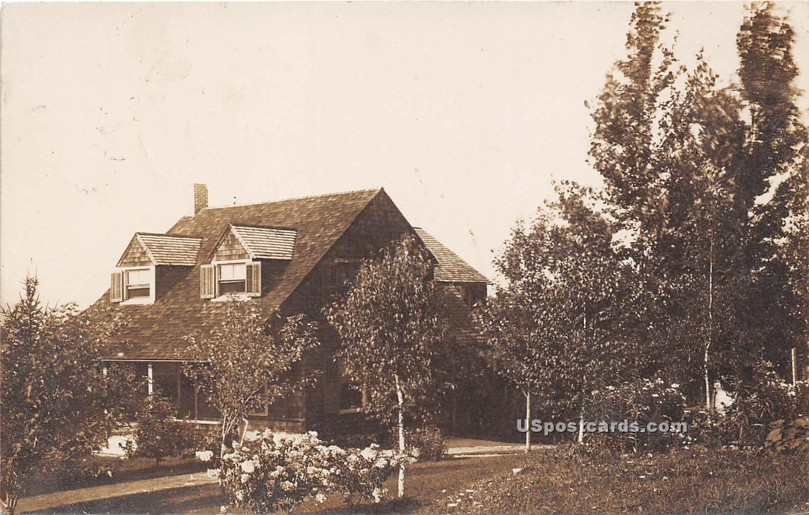 Building - Lakeville, Connecticut CT Postcard