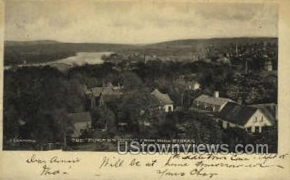 Forest City - Middletown, Connecticut CT Postcard