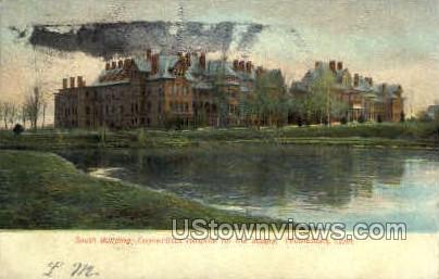 Connecticut Hospital - Middletown Postcard
