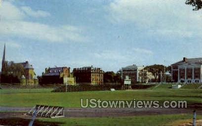 Andrus Field - Middletown, Connecticut CT Postcard