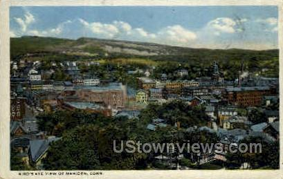 Meriden, CT, Conn, Connecticut Postcard