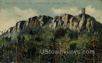 East Peak - Meriden, Connecticut CT Postcard