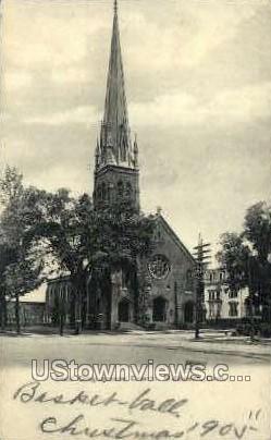 South Congregational Church - Middletown, Connecticut CT Postcard