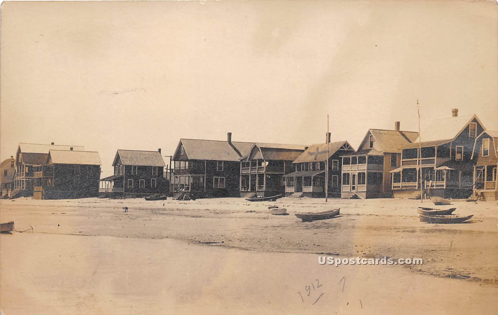 Shore - Milford, Connecticut CT Postcard