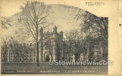 Yale University - New Haven, Connecticut CT Postcard