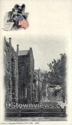 Art Building - New Haven, Connecticut CT Postcard