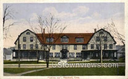 Lawton Inn - Plainfield, Connecticut CT Postcard