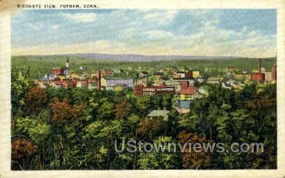 Putnam, CT, Conn, Connecticut Postcard