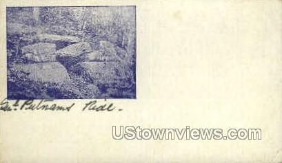 Elizabeth Porter Putnam Chapter - Misc, Connecticut CT Postcard