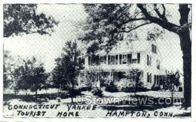 Connecticut Yankee - Hampton Postcard