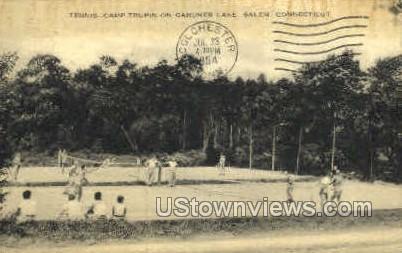 Gardner Lake - Salem, Connecticut CT Postcard