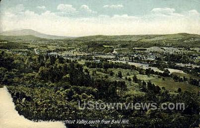 Valley - Misc, Connecticut CT Postcard