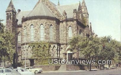 Battell Chapel, Yale University - New Haven, Connecticut CT Postcard