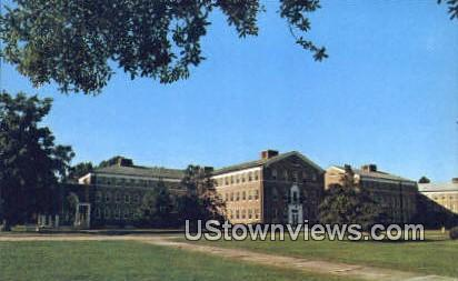 Wesleyan College - Middletown, Connecticut CT Postcard