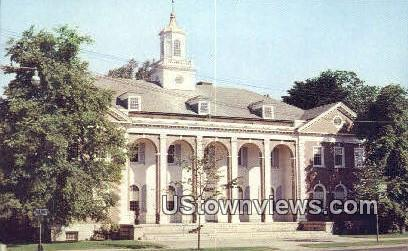 New Haven Colony Historical Society - Connecticut CT Postcard