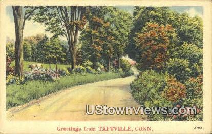 Taftville, Connecticut,     ;     Taftville, CT Postcard
